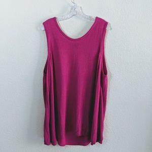 apt.9 | Magenta Sweater Top